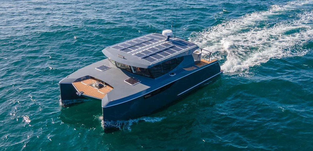 Herley-Boats-Lithium-ion-batteries-solar-roof-electric-hybrid-boat