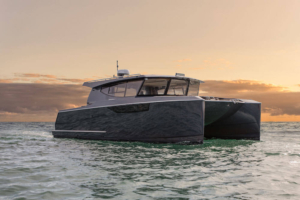 Herley-Boats-Powercat-3400-Hybrid-Catamaran
